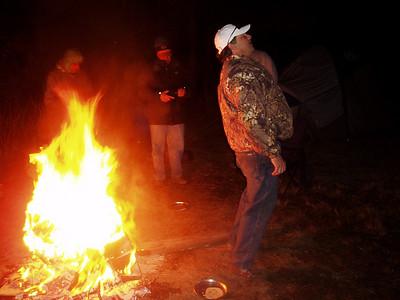Satilla Camping Trip January 2008