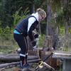 Ky's a Lumberjack