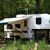 SleepingBear Platt River Campground Lot 313