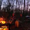 2017-11-23<br /> Campfire light
