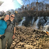 Us in front of Twin Falls