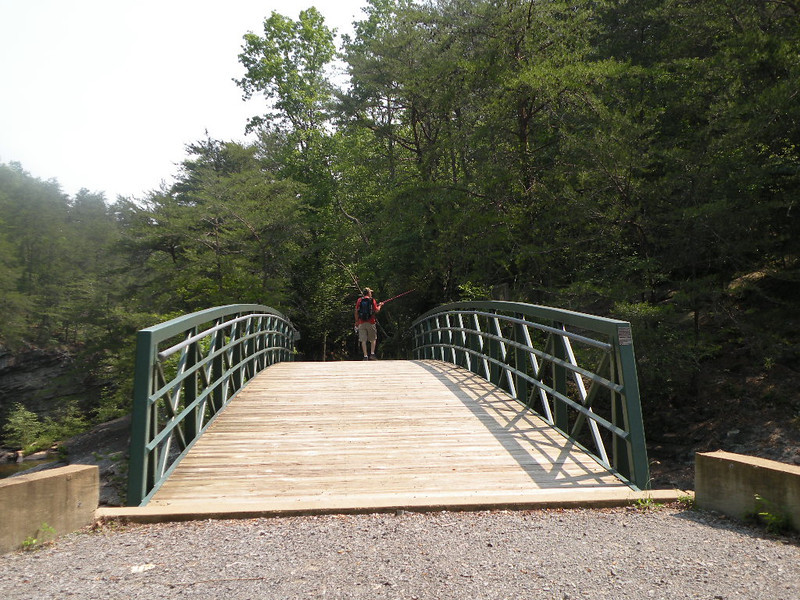 Bridge over Rock Creek