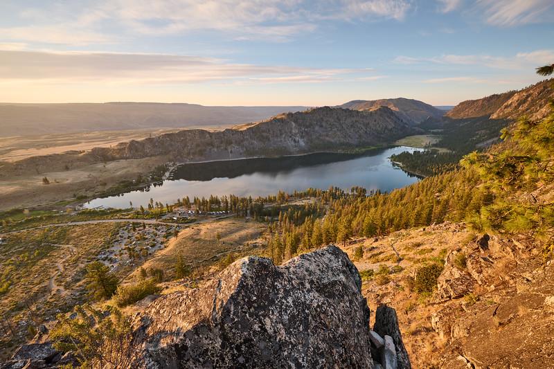 Alta Lake Sunrise