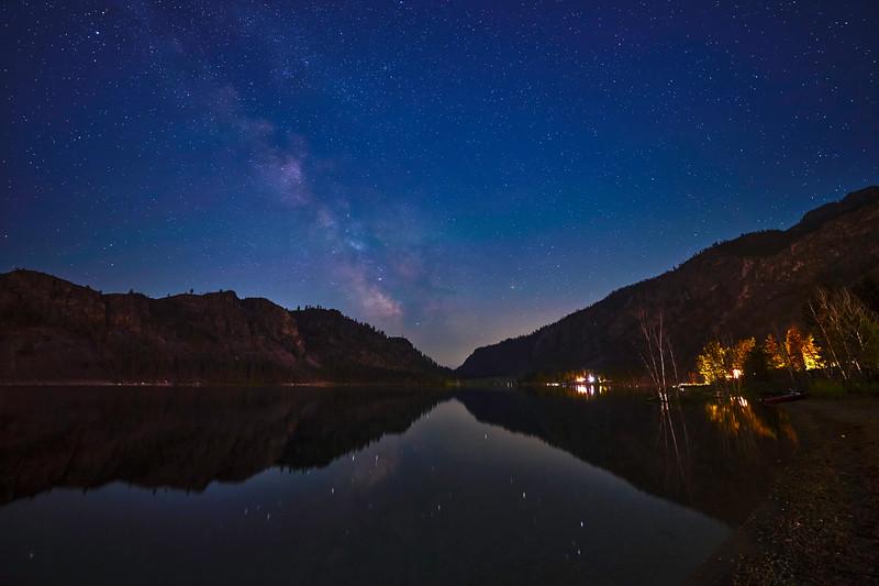 Alta Lake Nightsky