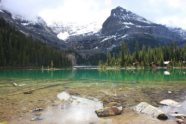 Lake O'Hara at Yoho National Park