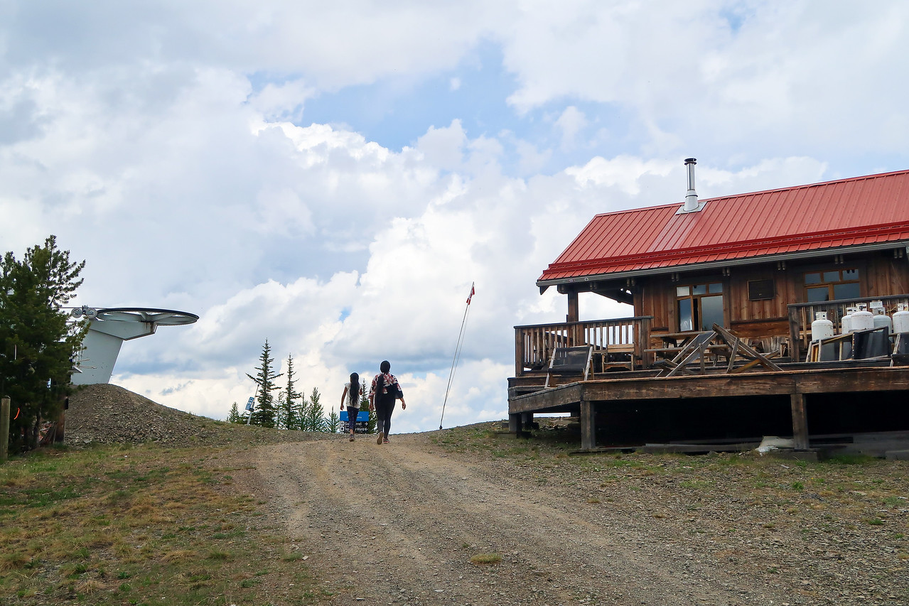 Summit Hut Hike - Panorama, BC