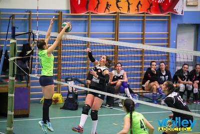 Pol. Montorfano 1981 Briacom 3 - Virtus Cermenate 0 17^ Giornata - Prima Divisione Femminile 2017/18 Montorfano (CO) - 16 febbraio 2017