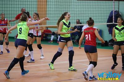 PIZZERIA AL PESCE VELA ALBESE 3 VIRTUS CERMENATE 1 7^ Giornata - Prima Divisione Femminile 2017/18 Erba (CO) - 24 novembre 2017