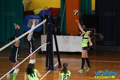 G.S. Rastà 3 - Virtus Cermenate 0 11^ Giornata - Prima Divisione Femminile 2017/18 Alzate Brianza (CO) - 22 dicembre 2017