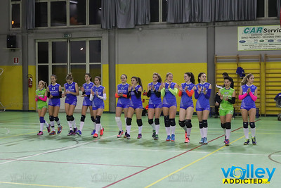 VIRTUS CERMENATE 1 - BRENNA BRIACOM 3 8^ Giornata - Prima Divisione Femminile 2017/18 Cermenate (CO) - 1 dicembre 2017