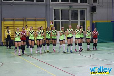 VIRTUS CERMENATE 0 - MONTESOLARO 3 5^ Giornata - Prima Divisione Femminile 2017/18 Cermenate (CO) - 11 novembre 2017