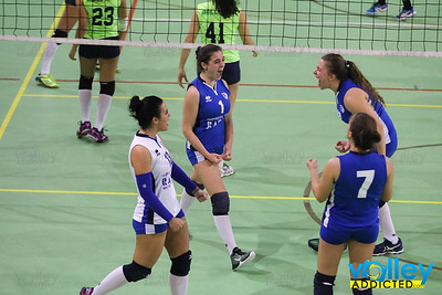 VIRTUS CERMENATE 0 - MONTESOLARO 3 5^ Giornata - Prima Divisione Femminile 2017/18 Cermenate (CO) - 11 novembre 2017