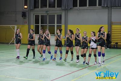 Virtus Cermenate 3 - Montorfano 1981 Briacom 0 Prima Divisione Femminile 2017/18 - Seconda Giornata Cermenate (CO) - 20 ottobre 2017