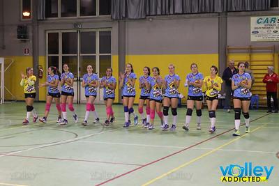 VIRTUS CERMENATE 1  VALBREGGIA VOLLEY 3 6^ Giornata - Prima Divisione Femminile 2017/18 Cermenate (CO) - 17 novembre 2017