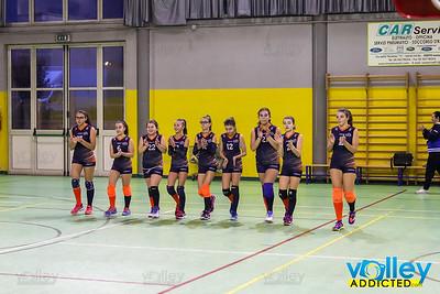 Virtus Cermenate 3 - GSO Guanzate 2 13^ Giornata Under 14 Femminile 2017/2018 Cermenate (CO) - 21 gennaio 2018