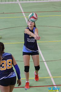 VIRTUS CERMENATE 3 - TURATE 0 4^ Giornata - Under 16 Femminile Eccellenza 2017/18 Cermenate (CO) - 11 novembre 2017