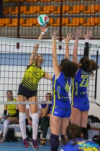 Polisportiva Intercomunale - Virtus Cermenate Finale terzo Posto Under 18 Femminile 2017/2018 Bellagio (CO) - 18 marzo 2018