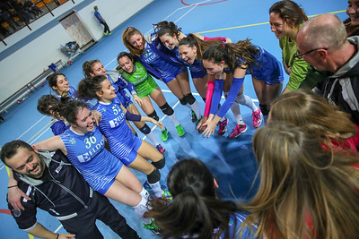 Brenna Briacom 3 - Volley Longone 1 Finale Under 18 Femminile 2017/2018 Bellagio (CO) - 18 marzo 2018
