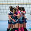 Volley Longone 3- Virtus Cermenate 1 Semifinale Provinciale Under 18 Femminile 2017/2018 Longone al Segrino (CO) - 16 marzo 2018