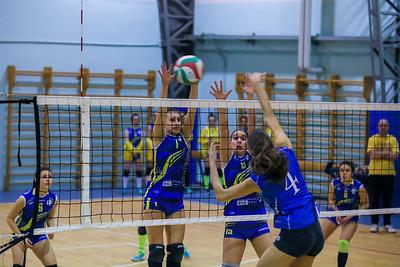 Nuova Team Appiano 3 - Virtus Cermenate 0 22^ Giornata - Serie D Femminile 2017/2018 FIPAV Lombardia Appiano Gentile (CO) - 7 aprile 2018
