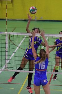 Virtus Cermenate 3 - Cd Transport Como Volley 0 25^ Giornata - Serie D Femminile 2017/2018  FIPAV Lombardia Cermenate (CO) - 28 aprile 2018