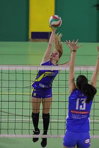 Virtus Cermenate 3 - Cd Transport Como Volley 0 25^ Giornata - Serie D Femminile 2017/2018  FIPAV Lombardia Cermenate (CO) - 28 aprile 2018