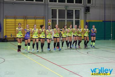 Virtus Cermenate 1 - COF Lariointelvi 3 Serie D Femminile 2017/2018  FIPAV Lombardia - Terza Giornata Cermenate (CO) - 28 ottobre 2017