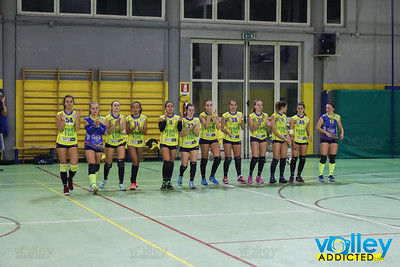 VIRTUS CERMENATE 1 OPEL PASSERI LUINO 3 5^ Giornata - Serie D Femminile 2017/2018  FIPAV Lombardia Cermenate (CO) - 12 novembre 2017