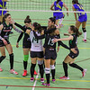 Virtus Cermenate 0 - Verve Polisportiva Solaro 3 21^ Giornata - Serie D Femminile 2017/2018  FIPAV Lombardia Cermenate (CO) - 24 marzo 2018
