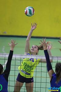 Virtus Cermenate - Volley Longone Under 18 Femminile Eccellenza 2017/2018 - Prima Giornata Cermenate (CO) - 15 ottobre 2017
