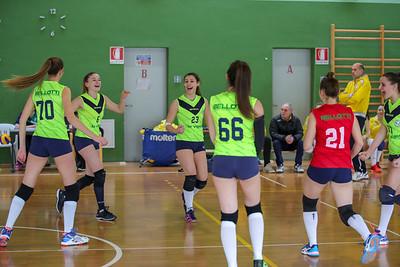 VPA Volley Adro 3 - Virtus Cermenate 0 Under 18 Femminile 2015/2016 Prima Fase Regionale Adro (BS) - 25 marzo 2018