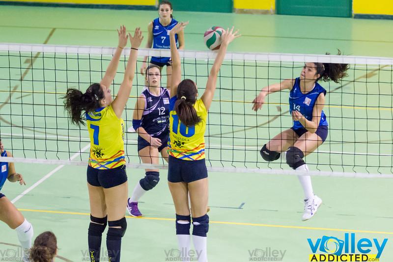 ph Matteo Morotti #VolleyAddicted #Como2Df #Cermenate 3 - #CDGErba 1