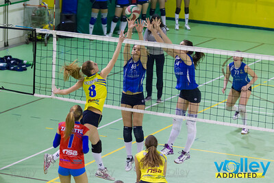 #Cermenate 3 - #Intercomunale 2 foto Matteo Morotti #VolleyAddicted  #U18F #Como  Guarda la gallery completa su www.volleyaddicted.com