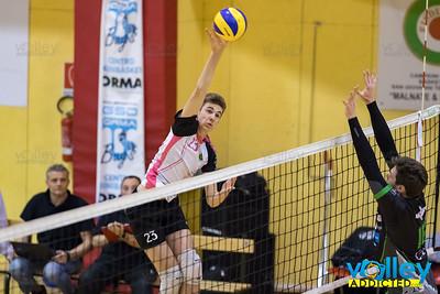 Yaka Volley Malnate 3 - Bocconi Volley Team 1 Serie B Maschile 2016/2017 Malnate (VA) - 12 novembre 2016