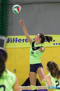 Virtus Cermenate 3 - Sanpaolo Cantù Briacom 0 Prima Divisione Femminile 2016/17 Cermenate (CO) - 3 febbraio 2017