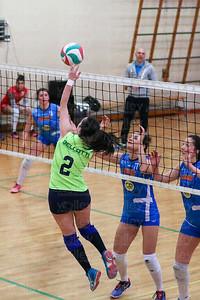 Cd Transport Como Volley 3 - Virtus Cermenate 2 Prima Divisione Femminile 2016/17 Como - 21 aprile 2017