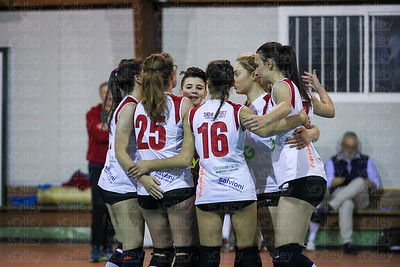 Vilar Volley 3 - Virtus Cermenate 1 Prima Divisione Femminile 2016/17 Inverigo (CO) - 5 maggio 2017