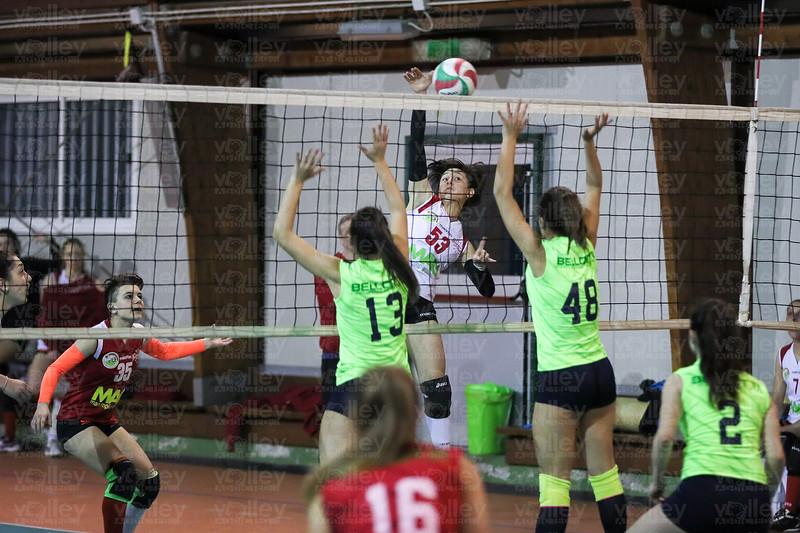 Vilar Volley 3 - Virtus Cermenate 1 Prima Divisione Femminile 2016/17 Inverigo (CO) - 5 maggio 2017