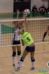 A.D. Tubi Figino Volley 2 - Virtus Cermenate 3 4^ Giornata Prima Divisione Femminile 2016/17