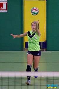 Virtus Cermenate 3 - Sanpaolo Cantù 0 18^ Giornata Seconda Divisione Femminile 2016/17 Cermenate (CO) - 12 aprile 2017