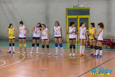 Sanpaolo Cantù 0 - Virtus Cermenate 3 5^ Giornata Seconda Divisione Femminile 2016/17 Cantù (CO) - 10 novembre 2016