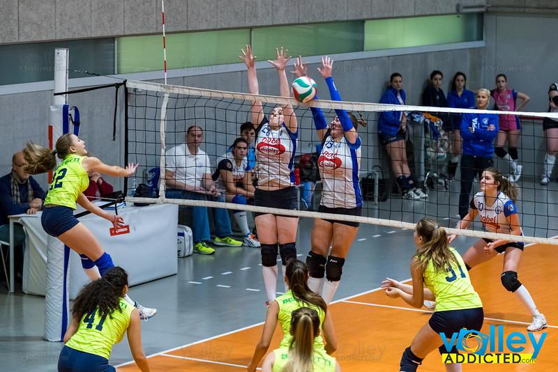 Olimpia Cadorago 3 - Virtus Cermenate 2 7^ Giornata Seconda Divisione Femminile 2016/17 Cadorago (CO) - 24 novembre 2016