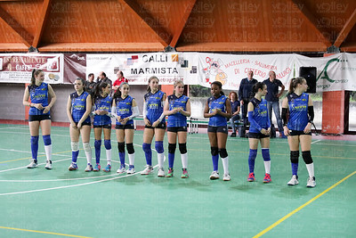 Turate Pro Patria 3 - Pol. Intercomunale 2 Finale 1 posto Under 13 Femminile 2016/17 Canzo (CO) - 14 maggio 2017