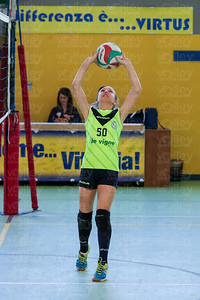 Virtus Cermenate 3 - K3 Volley Canzo 0 Under 13 Femminile 2016/17 Cermenate (CO) - 13 maggio 2017