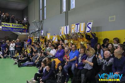 Uggiatese 3 - Virtus Pallavolo 2 Finale Under 18F 2016/2017 Cermenate (CO) - 19 marzo 2017