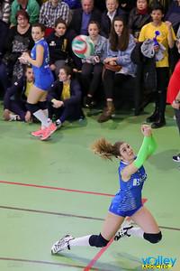 #FipavComo #iLoveVolley #VolleyAddicted  Volley Longone 1 - Brenna Briacom 3 Finale 3 posto Under 18F 2016/2017 Cermenate (CO) - 19 marzo 2017  Guarda la gallery completa su www.volleyaddicted.com (credit image: Morotti Matteo/www.VolleyAddicted.com)