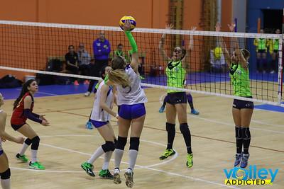 Brenna Briacom 1 - Virtus Cermenate 3 Semifinale Under 18F 2016/2017 Cermenate (CO) - 18 marzo 2017