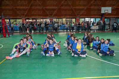 Premiazioni Under 13 Femminile 2016/17 1^ Posto: Turate Pro Patria 2^ Posto: Polisportiva Intercomunale 3^ Posto: G.S. Montesolaro 4^ Posto: Ardor Volley Mariano