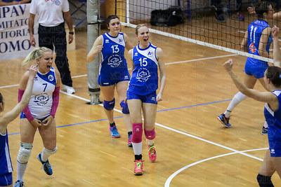 CD Transport Como Volley 3 - Pol. Azzurra 1 Finale Coppa Lariana 2016/2017 Villa Guardia (CO) - 24 maggio 2017