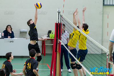 #FipavLombardia #iLoveVolley #VolleyAddicted  OMC Gavardo 1 - USD Scanzorosciate 3 Under 15 Maschile 2015/2016 Prima Fase Regionale Erba (CO) - 25 aprile 2016  Guarda la gallery completa su www.volleyaddicted.com (credit image: Morotti Matteo/www.VolleyAddicted.com)